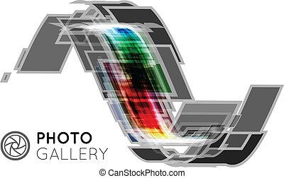 Portfolio for a photographer or studio