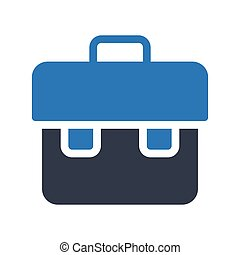 portfolio glyph color icon