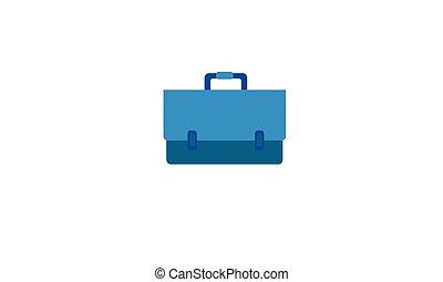 Portfolio icon for school