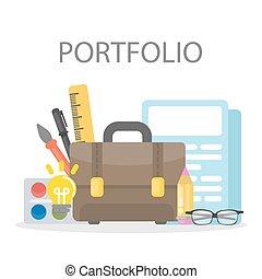 Portfolio of designer.
