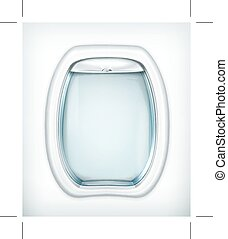 Porthole, transparency effect - Porthole, transparency...