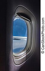 porthole view inside