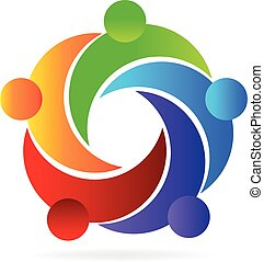 portion, logo, collaboration, gens