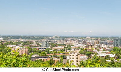 Portland Downtown Sunny 5