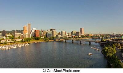 Portland Downtown Waterfront 718