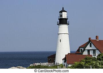 Portland Headlight Lighthouse