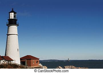 portland, phare
