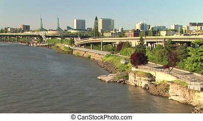 Portland Riverfront