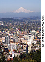 Portland Sky