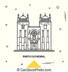porto, 大聖堂