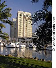 porto, 3, albergo, lusso