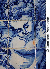 porto, azulejos