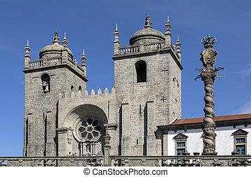 Porto Cathedral - Portugal - Porto Cathedral - Porto...