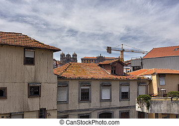 Porto. City landscape. places of Interest. Attractions. -...