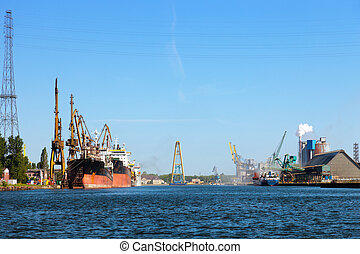 porto, de, gdansk