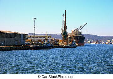 porto, de, gdynia