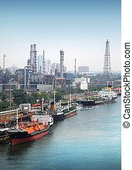 porto, em, bangkok