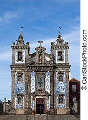 porto, ildefonso, 聖者, 教会
