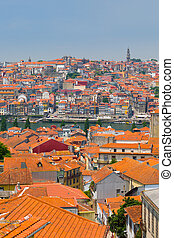 Porto in summer
