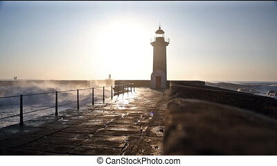 porto, latarnia morska, felgueirasin