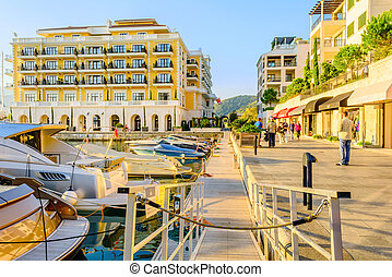 Porto Montenegro Tivat, Montenegro