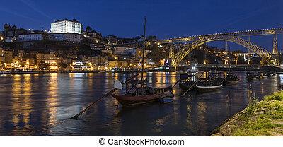 porto, -, ou, portugal, oporto