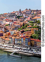 The historic centre of Porto - Porto, Portugal The historic ...