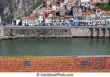 porto, portugal, ville