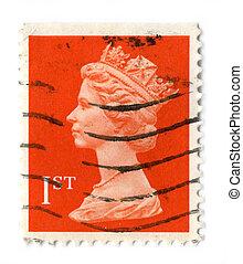 porto, stamp.