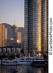 porto, vancouver, canada, centro, tower-