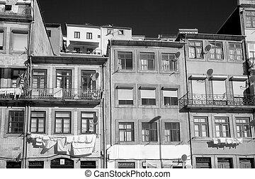 porto, vieille architecture
