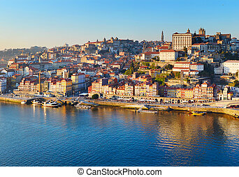 porto, vieille ville, portugal