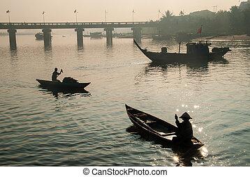 porto , von, hoi, vietnam