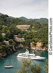 Portofino Bay, Italy