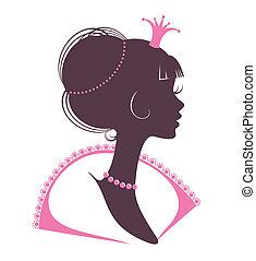 porträt, princess9