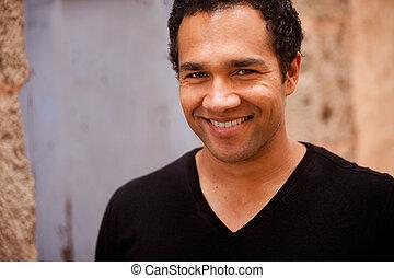 Portrait Black Male