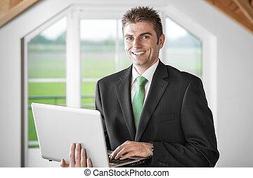 Portrait Business man