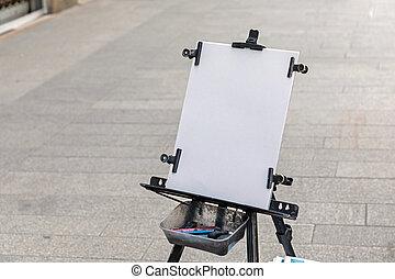 Portrait Easel