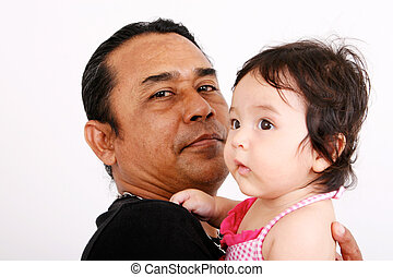 portrait., família