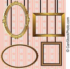 portrait frames