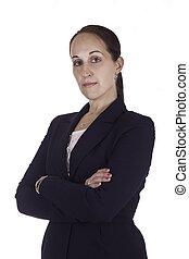 Portrait of a business woman