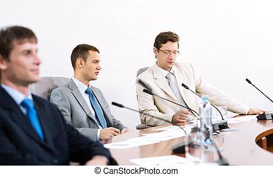 Portrait of a businessmen