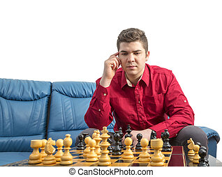 Portrait of a Chess Player