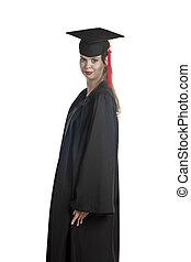 graduate female student