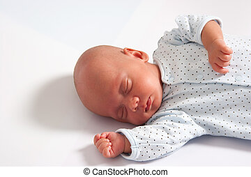 Sweet Baby Boy Sleeping