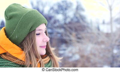 teen-girls-green-and-brown-being