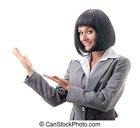 Portrait of an office worker
