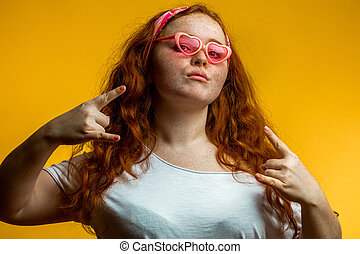 Amusing opinion beautiful redhead girls with freckles where