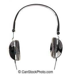 Portrait Of Headphone