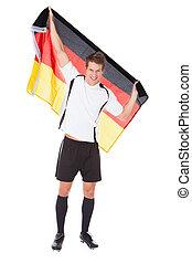 German Soccer Player